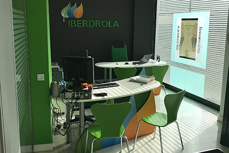 Gestion energ tica iberdrola por gesconnovit for Oficina iberdrola estepona